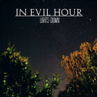 IN EVIL HOUR Lights Down - import CD UK punk Vice Squad Distillers