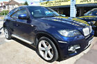 BAD CREDIT CAR FINANCE AVAILABLE 2009 59 BMW X6 30TD AUTO XDRIVE35D