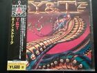 Y & T - Mean Streak CD 1983 / 2006  Japan OBI  New Sealed