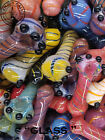 Handmade Tobacco Pipe Art Collectible Smoke functional Glass Collection LOT12