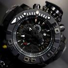 Invicta Sea Hunter II Marvel Black Panther 70mm Chronograph Swiss Mvt Watch New