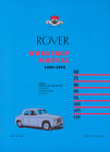 Rover P4 Workshop Manual 60 75 80 90 95 100 105 110 1950-1964 British Leyland