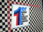 BMW Paris Dakar R80 GS Sticker 1981