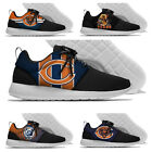NEW Chicago BEARS Mens womens Running Shoes NFL Sneaker LIMITED EDITION