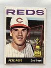 1964 Topps #125 Baseball Reds Pete Rose (2nd yr)