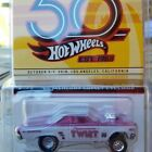 2018 Hot Wheels Convention Mercury Comet Cyclone Peppermint Twist Gasser PRESALE