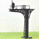 1 x HO OO scale cantilever block signal bridge LEDs 3 aspects single track R