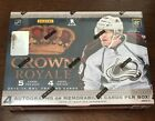 2013-14 Panini Crown Royale Hockey Hobby Sealed 4 pack box (a)
