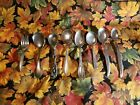 misc. Children's Silver Plated Flatware Lot