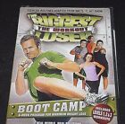 New Biggest Loser DVD Exercise Boot Camp 6 week Program Level 1 3 Fitness DD