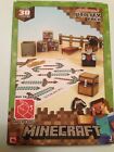 MINE CRAFT Utility Pack Easy To Build Over 30 Pieces -AGES 6+