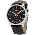 Mido Multifort Black Dial Leather Strap Men's Watch M0054171605120