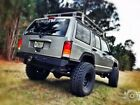 Jeep Cherokee XJ Rear Bumper with Receiver Hitch
