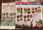 USA Stamp FULL Sheet  - VF MNH - 4 SHEETS - 1998 - 33 C - CELEBRATE THE 1990'S