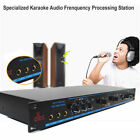 Karaoke Audio Frenquency Processing Station,Audio Sound Processor,Mixer DSP-100