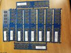 LOT OF 10 2GB DDR2 800MHz PC2 6400U 2RX8 240PIN DIMM RAM Desktop memory