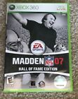 Madden NFL 07 - Hall of Fame Edition (Microsoft Xbox 60, 2006)