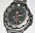 Men's Tag Heuer Formula 1 Professional 200 Meter Stainless Steel WAC1110 Watch!!