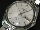 Seiko Lord Matic (Original Band) 1973 Vintage Automatic Mens Watch 5606 uhr