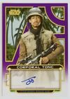 2018 Topps Star Wars Galactic Files Trading Cards 24