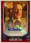 2017 Topps Doctor Who Signature Series Trading Cards 10