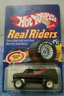 Vintage BP MIP Hot Wheels Real Riders Baja Breaker White Hubs A Team Van 4x4