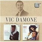 Vic Damone - Linger Awhile With /My Baby Loves to Swing (1997) Very Rare!