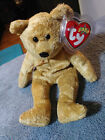 Mint Cashew beanie baby and tags