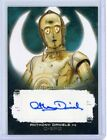 2017 Topps Star Wars Journey to The Last Jedi Trading Cards 17