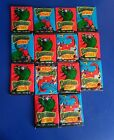 1988 Topps Dinosaurs Attack Trading Cards 10