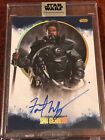 2017 Topps Star Wars Stellar Signatures Trading Cards 24