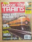 Brand New November 2018 Classic Toy Trains Magazine FAST FREE SHIPPING