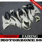 Complete Unpainted ABS Fairing Kit for 2009-2012 Kawasaki Ninja ZX6R 636 ZX 6R