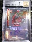 MIKE EVANS 2014 CONTENDERS PLAYOFF TICKET AUTO RC BGS 9 10 .5 FROM GEM 99 MINT
