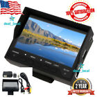 43 inch LCD Video Security Tester COLOR CCTV Camera Test FPV Monitor w Cable
