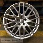 18 NEW R8 STYLE SILVER WHEELS RIMS FITS AUDI TT 32 QUATTRO COUPE ROADSTER