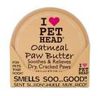Pet Head Oatmeal Paw Butter Dog Natural Soothes Relieves Dryness