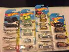 Hot Wheels Treasure Hunt Lot of 15