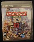 PS3 Monopoly Streets (Playtation 3) Standard Edition- Complete w/ Booklet