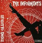 Stiletto Angel by The Informants (CD, Jan-2008, Wipe It Off Records) New Sealed