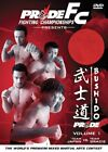 Pride Fighting Championships: Bushido, Vol. 1 DVD-Video, DVD 2005 NEW