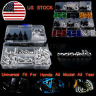Spike Fairing Bolt Kit Nuts Screws For Honda VTR1000 RC51 SP-1 SP-2 2000-2006