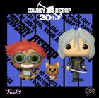 Funko Pop! Cowboy Bebop Vicious Ed And Ein Set Of 2 Preorder Authorized Seller