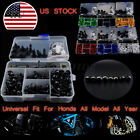 For Honda ST1300A ABS 2004 2005 2006 2007 2008 Screws Fairing Bolts Clips Kit