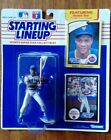 Darryl Strawberry 1990 Starting Lineup SLU Excellent Condition NY Mets