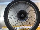 Honda NX125 Front Wheel rim hub spoke