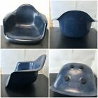 1X - NEW - HERMAN MILLER - NAVY BLUE - Eames Arm SHELL only