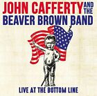 John Cafferty and The Beaver Brown Band - Live at the Bottom Line [CD]