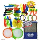 Pool Toys For Kids Ultimate Dive Set Swimming Games Outdoor Play Water Fun New