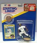 Starting Lineup MLB ~ Rickey Henderson ~ Oakland A's ~ 1991 Edition NEW